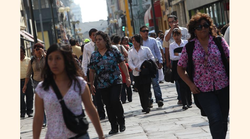 Élections 2016: la participation politique des femmes en-dehors de tout intérêt politique au Pérou