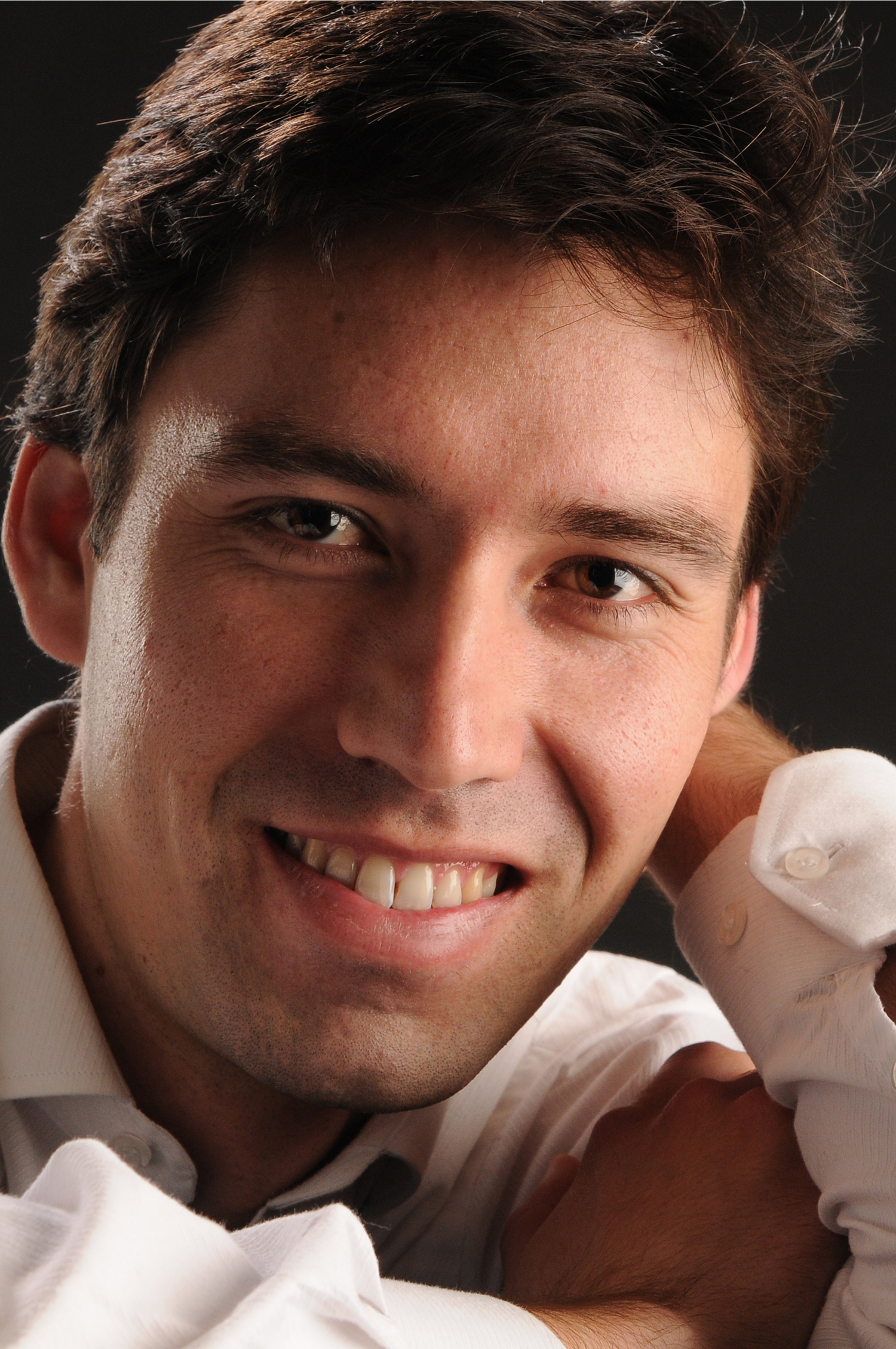 Octroi d'une bourse CEIM à Felipe Verdugo