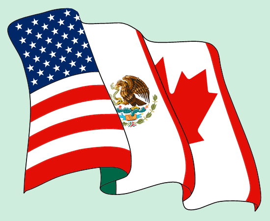 NAFTA : The Trump Card of the United States ?