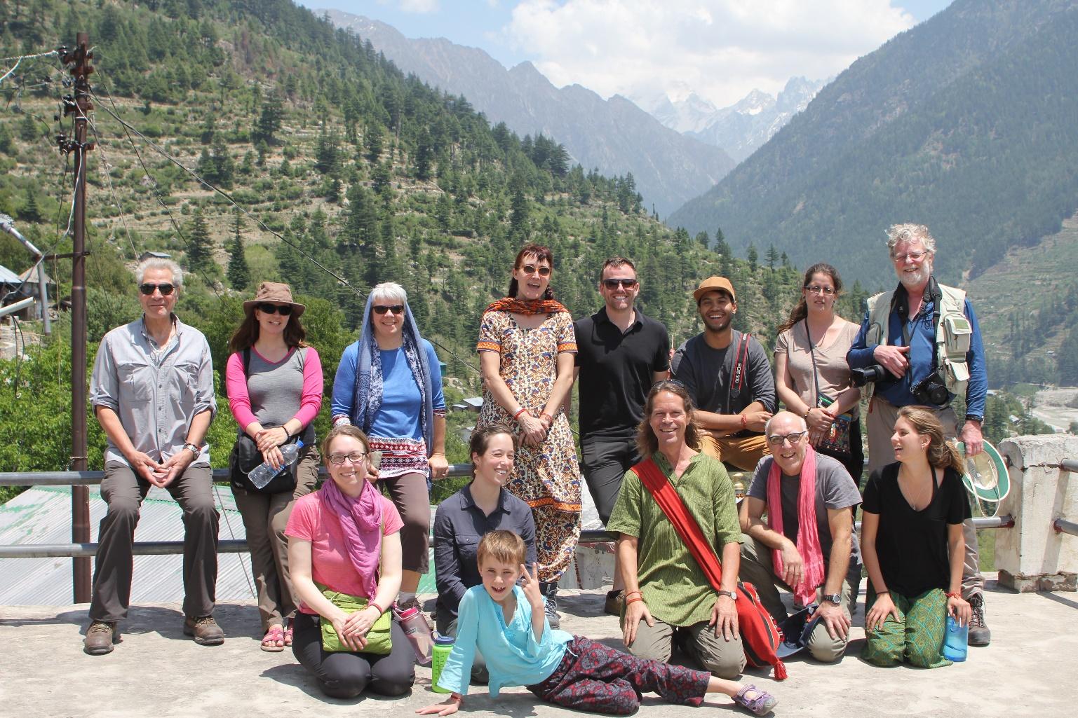 Au Retour du Gange: Gomukh