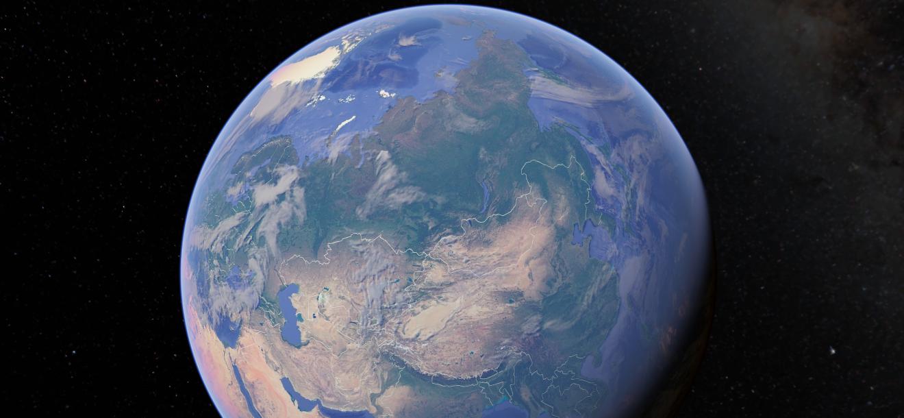 Regards croisés sur la Grande Eurasie: atelier étudiant des cycles supérieurs
