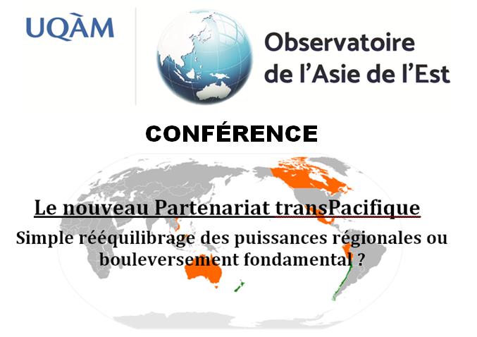 Le nouveau Partenariat transPacifique