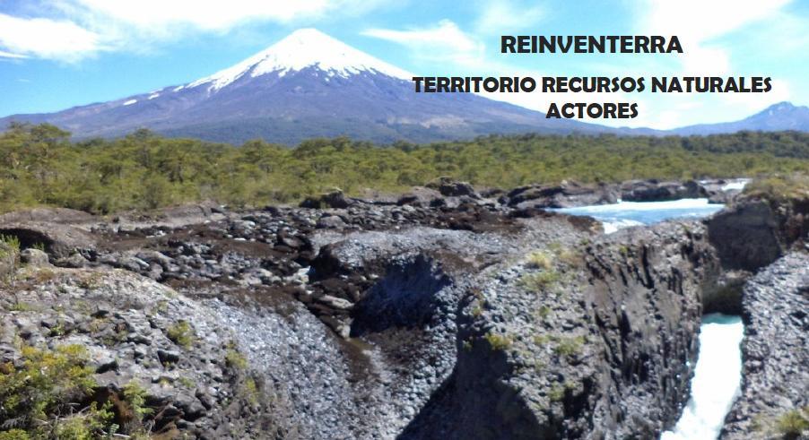 Reinventerra: Territorio recursos naturales actores