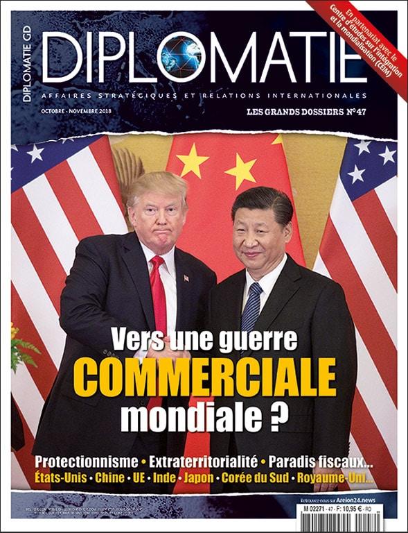 Vers une guerre commerciale mondiale?