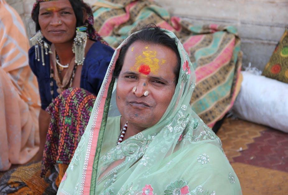 Les hijras: une communauté «transgenre» en voie de disparition?