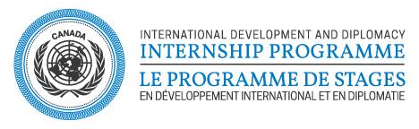 ACNU - Les candidatures pour le programme de stages en développement international et en diplomatie sont maintenant ouvertes!