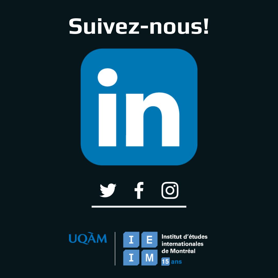L'IEIM possède désormais un compte LinkedIn professionnel