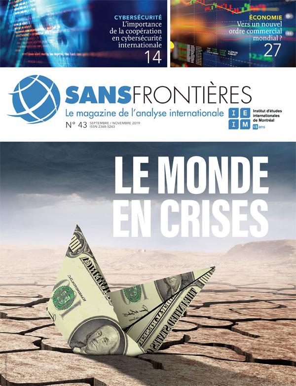 Le nouveau numéro du Magazine Sans Frontières est disponible!