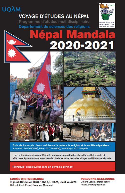 Soirée d'information - Religion et Société au Népal