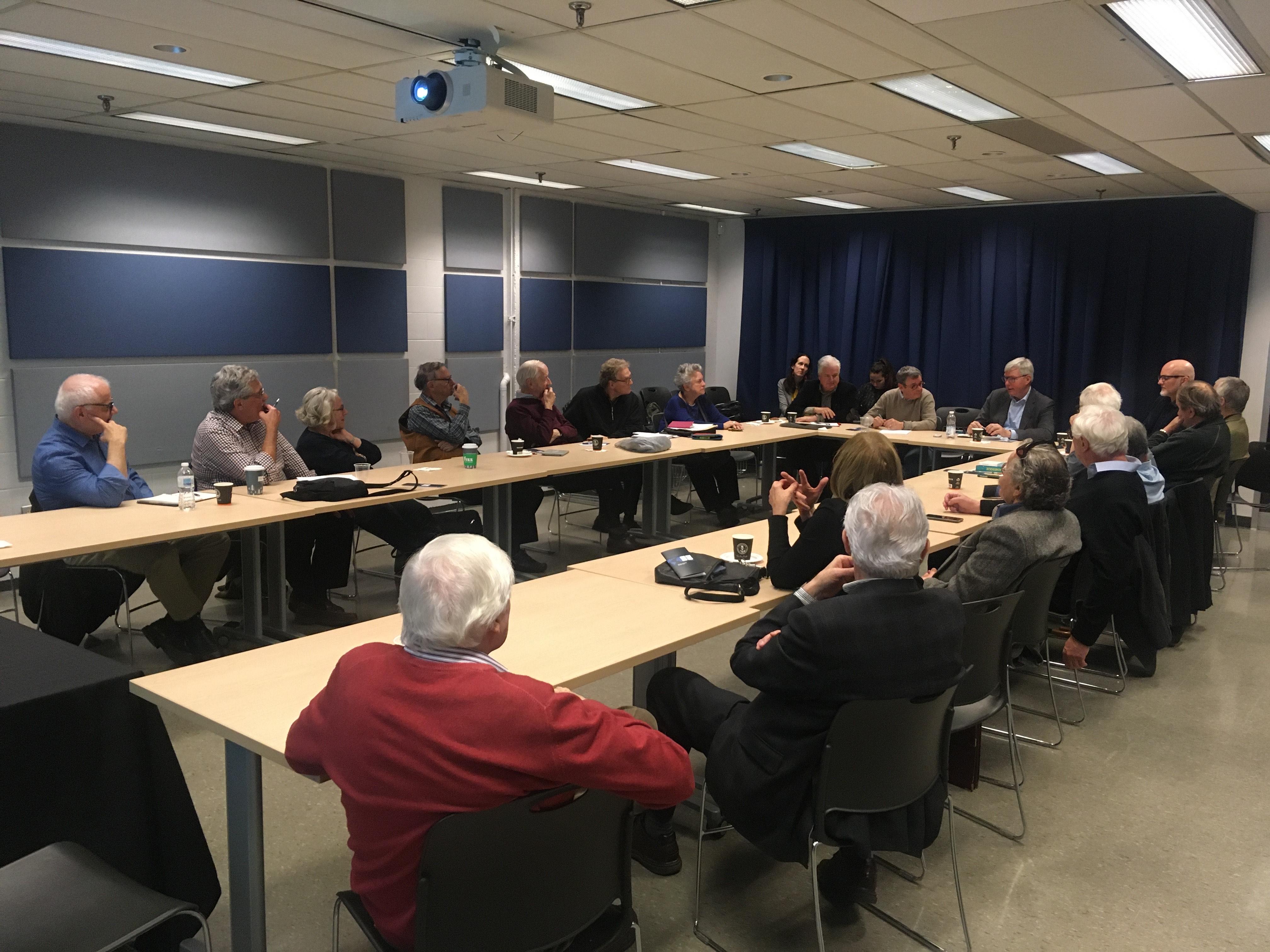 L'IEIM a accueilli le Groupe de discussion diplomatique de Montréal à l'UQAM