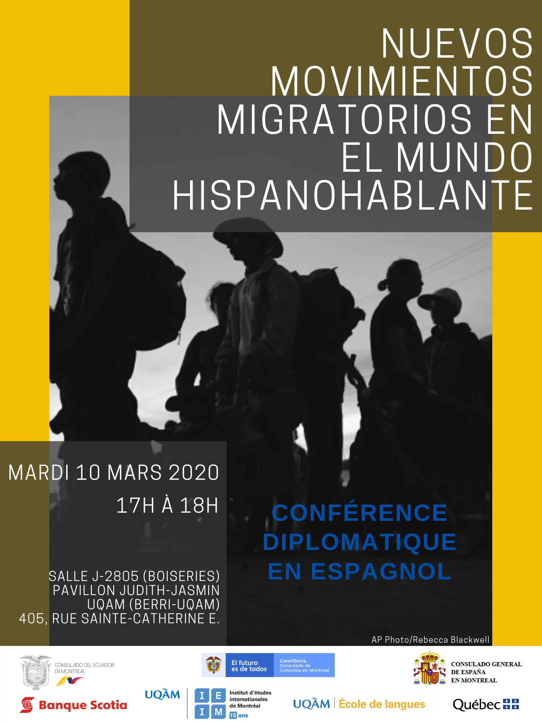 Nuevos movimientos migratorios en el mundo hispanohablante
