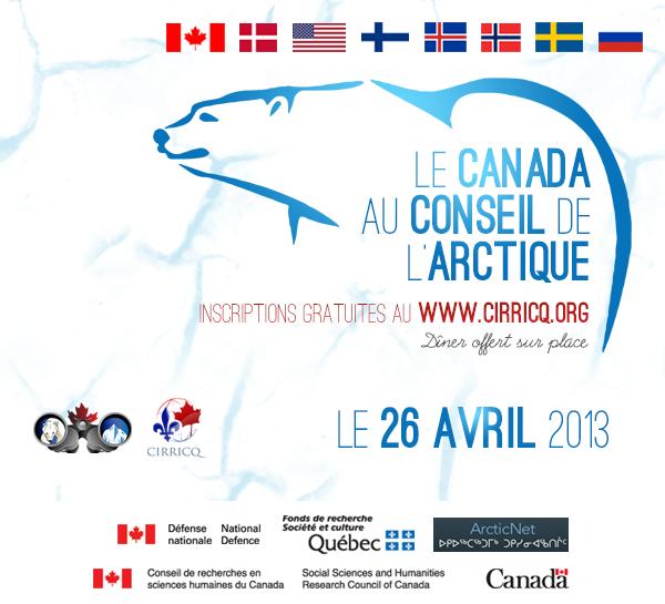 Le Canada au Conseil de l'Arctique à la veille de la présidence 2013-2015