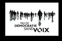 Pas de Démocratie sans voix