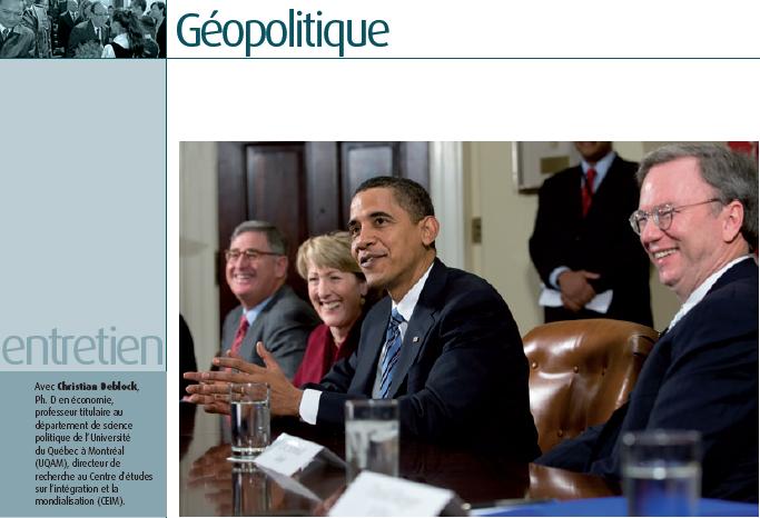 Multinationales américaines : une arme au service de Washington et de sa stratégie économique ?