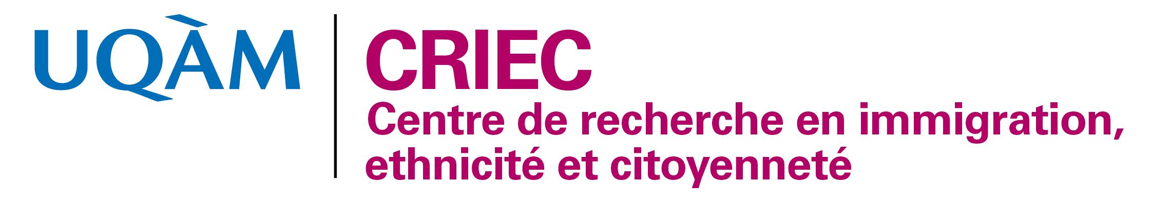 Centre de recherche en immigration, ethnicité et citoyenneté (CRIEC)