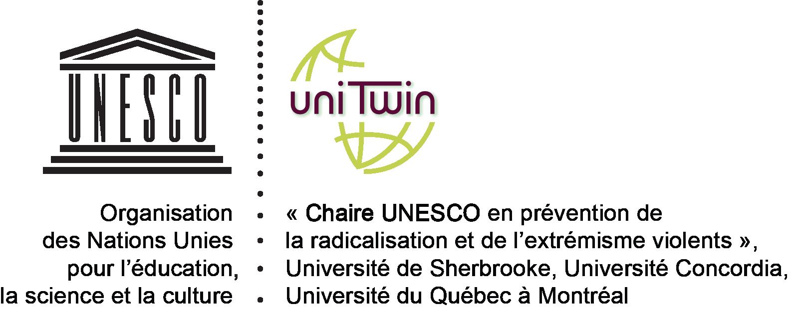 Chaire UNESCO en prévention de la radicalisation et de l'extrémisme violents