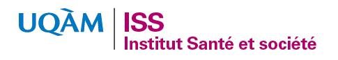 Institut Santé et société (ISS)