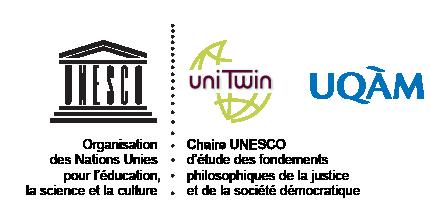 Chaire UNESCO d'étude des fondements philosophiques de la justice et de la société démocratique